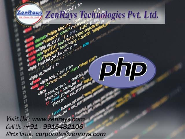 Best PHP Training Institute in Bangalore  We are providing PHP Training in Koramangala, Bangalore, Hubli, Mangalore, Belgaum, Delhi and Gurgaon with 100% job Support. You will not only trained in concepts, but also code from the beginning. Hands-On Training, Work on Live Project, Training by Experts, Placement Support Powered By IITians. Best Training in Bangalore. trainings@zenrays.com and 9916482106 for more information.  Visit us…