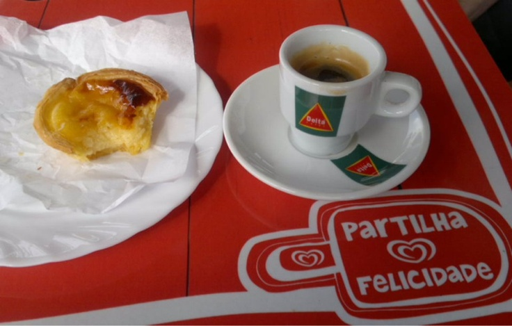 An espresso pause in the Azores
