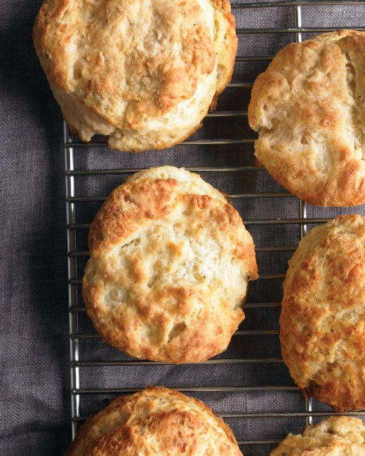 Cheddar and Sage Biscuits, Recipe from Everyday Food, December 2009