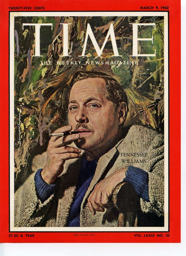 85 Best TENNESSEE WILLIAMS Images On Pinterest
