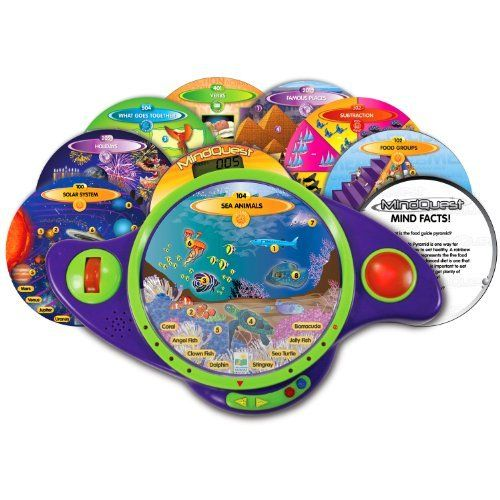 Electronic Learning Toys : Mindquest quiz game electronic learning toy by the