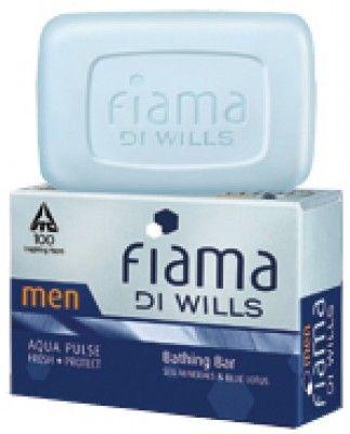 Fiama Di Wills Men Aqua Pulse Bathing Bar