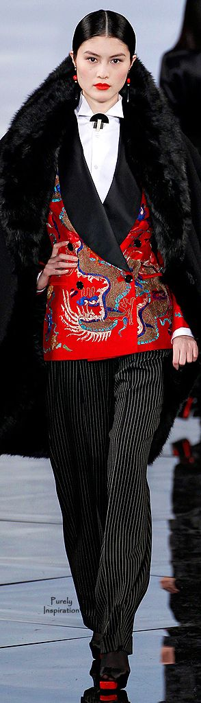 Ralph Lauren Fall Winter 2011 Ready To Wear Collection