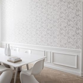 Kharat Collection - (Source Khroma) Fabric Wallpaper Australia / The Ivory Tower / brisbanecurtains.online