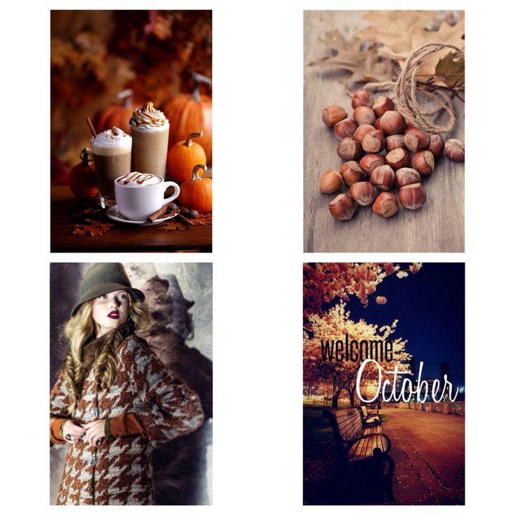 Hello October! Autumn Love