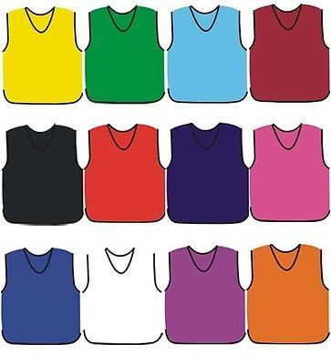 10 x football #training bibs top #quality football netball #rugby hockey cricket,  View more on the LINK: http://www.zeppy.io/product/gb/2/300759308593/