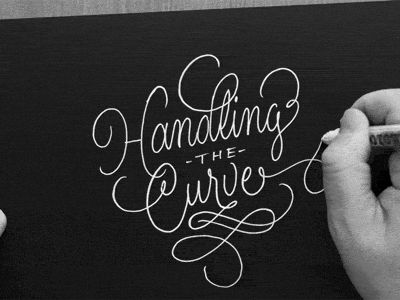 There's only one thing better than awesome hand lettering, and that's watching the process. This morning I've spent a fair chunk of time browsing and compiling this impressive collection of animated hand lettering GIFS that are sure to keep you in a daze for at least a few minutes. If you have found any that I haven't included, or have created some yourself, submit them to us! We will love to see them, and will include our favorites in future compilations. All GIFS have been linked to the…