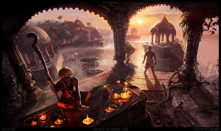 PRINCE OF PERSIA: THE FORGOTTEN SANDS Concept Art Looks Nothing Like theGame - News - GameTyrant