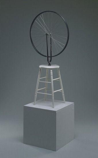 Bicycle Wheel, 1964 (replica of 1913 original), Marcel Duchamp