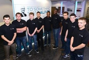 JAGUAR LAND ROVER LEAD THE CHARGE TO ADDRESS YOUTH UNEMPLOYMENT