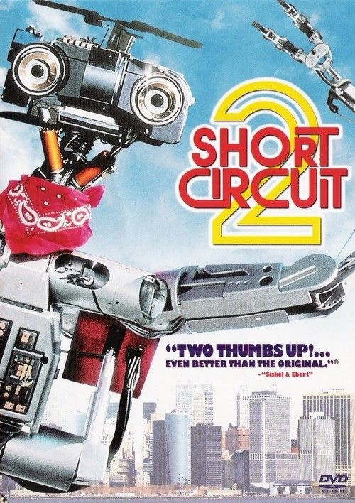 Short Circuit 2 1988 full Movie HD Free Download DVDrip