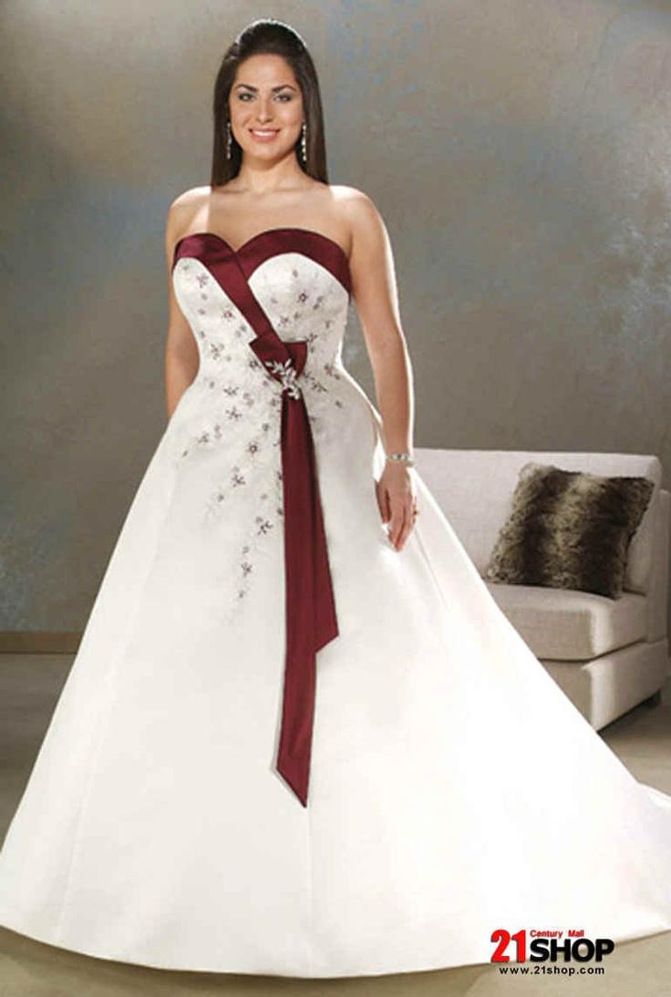 plus size wedding dresses | Plus Size Wedding Dresses plus037