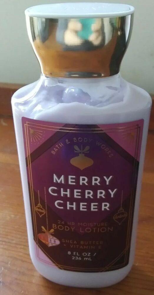 Merry cherry cheer