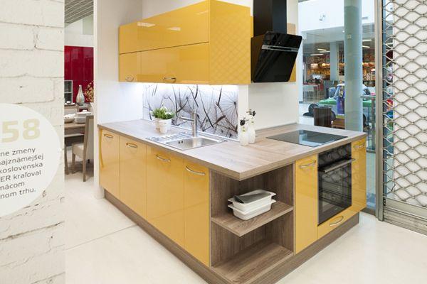 Kuchyňa ESTER (Decodom Nové Zámky) / Kitchen ESTER