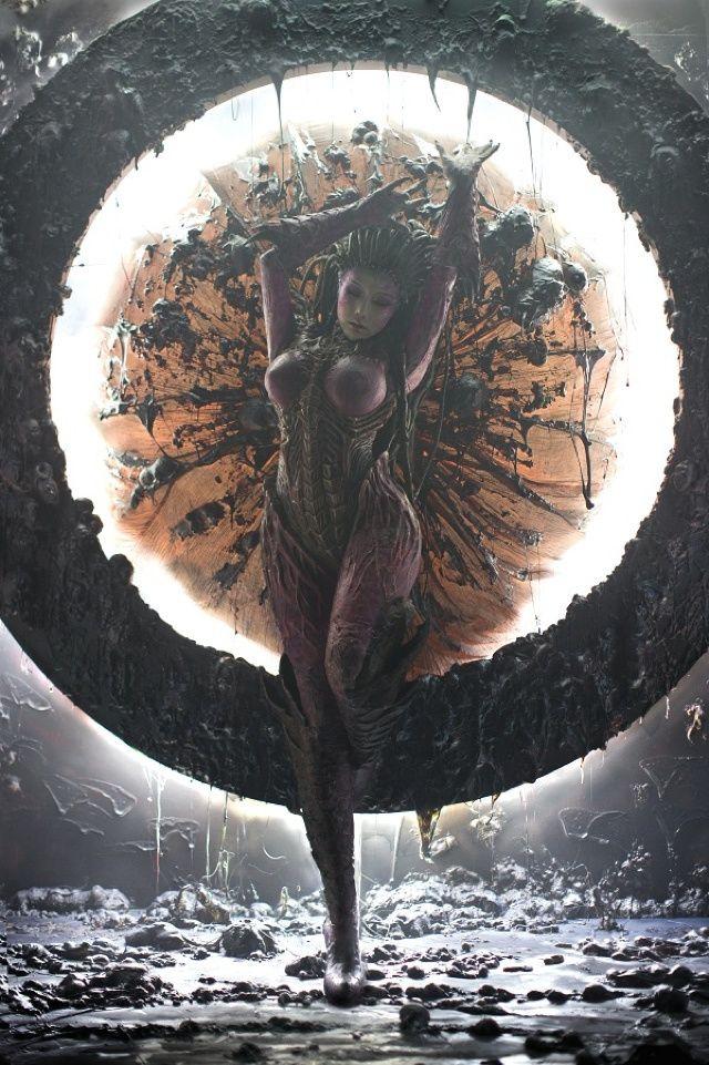 The Queen of Blades - Kerrigan Cosplay
