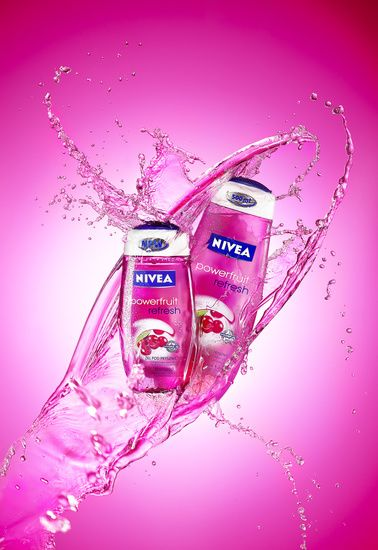 Sebastian Komicz's Portfolio - #products #pachshot #photography #nivea #splash