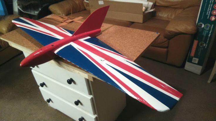 JW (Joseph Wurtz) 60 DS Foam Flying Wing | Model Flying