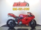 Check out this 2010 Ducati Superbike 848 listing in Tulsa, OK 74115 on Cycletrader.com. This Motorcycle listing was last updated on 20-Feb-2013. It is a Sportbike Motorcycle weighs 370 lbs has a 0 L-twin cylinder, 4 valves per cylinder Desmodromic engine and is for sale at $10495.