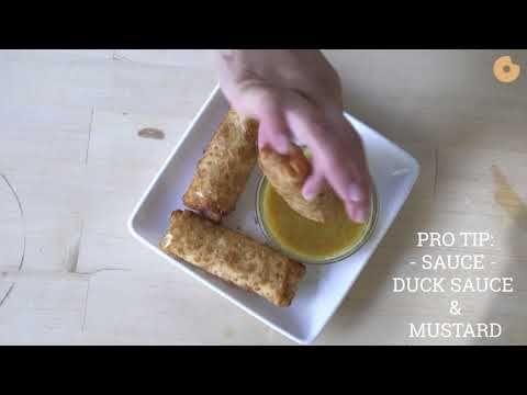 Your Jewish Christmas Needs Pastrami Egg Rolls | The Nosher