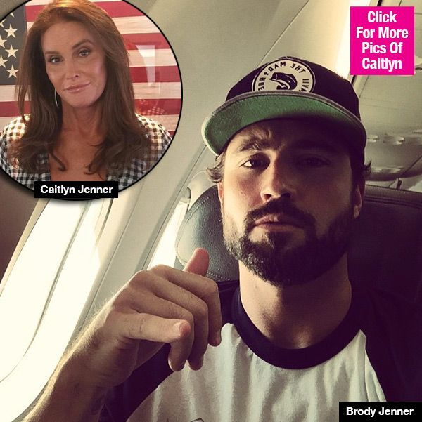 Brody Jenner Describes Moment Caitlyn Jenner Revealed Her New Breasts To Him
