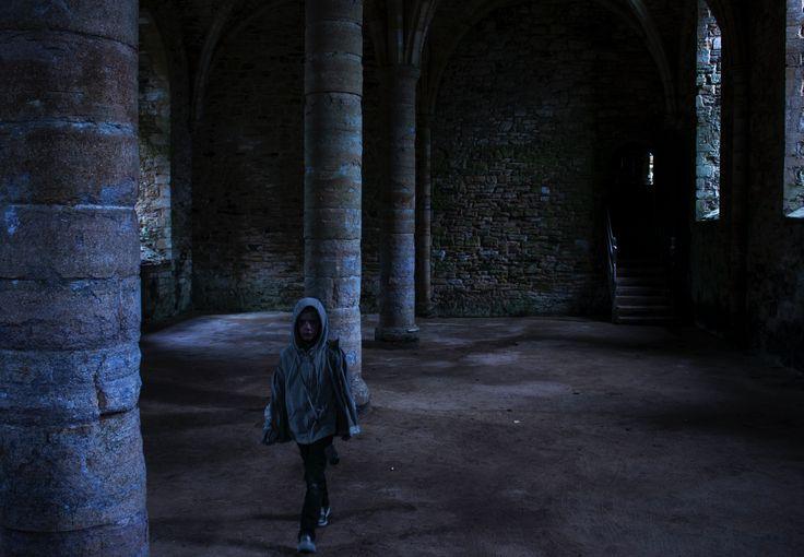 #photography #lighting #shutter #shoot #photographer #castle #monastery #pillars #midnight #dark #eerie