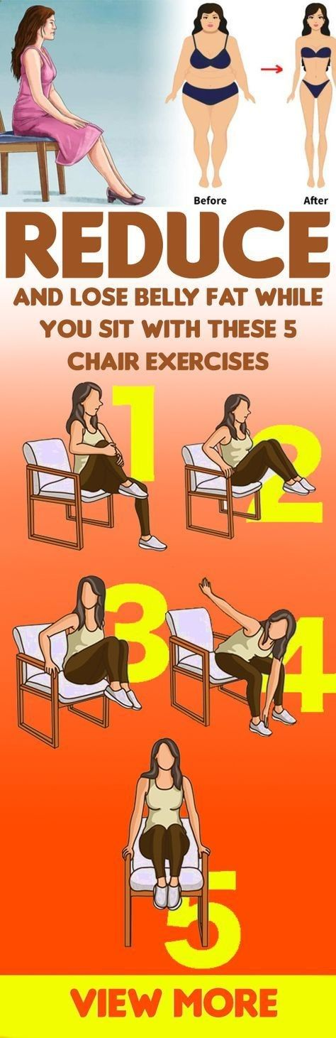 Yoga-Get Your Sexiest Body Ever Without Reduce And Lose Belly Fat While You Sit With These 5 Chair Exercises Get your sexiest body ever without,crunches,cardio,or ever setting foot in a gym