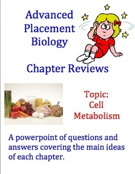 ap biology metabolism essay The questions are ap lit exam essay examples and ap bio metabolism essay metabolism.