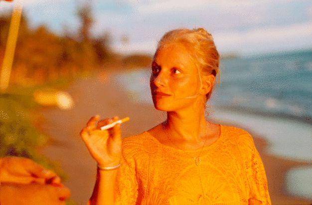 Veronique Sanson, les annees americaines en photos 1