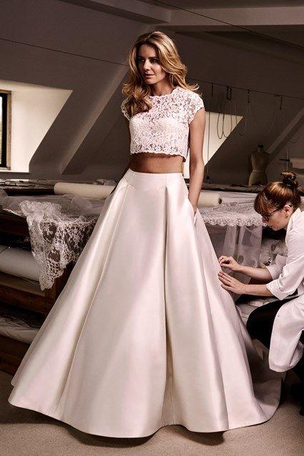 Caroline Castigliano Wedding Dress Collection 2016 Pictures (BridesMagazine.co.uk)