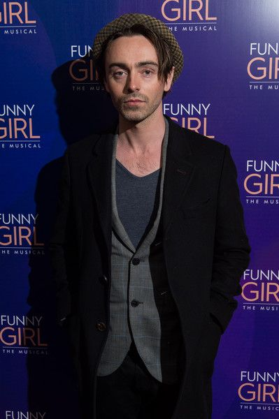 David Dawson in Press Night for 'Funny Girl' at the Savoy ...