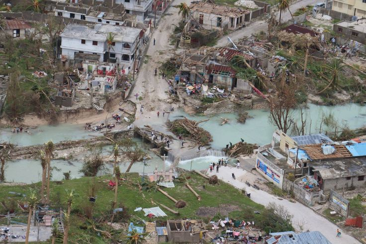 Heartbreaking aerial photos of Haiti this morning. Here's how you can help: https://www.map.org/hurricanematthew #HurricaneMatthew #Haiti #MatthewHaiti #DisasterRelief #GlobalHealth #EmergencyResponse Photo Credit: Tim Schandorff, Mission Aviation Fellowship