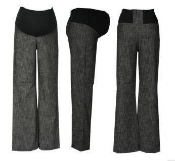 calças sociais gestante - Google Search