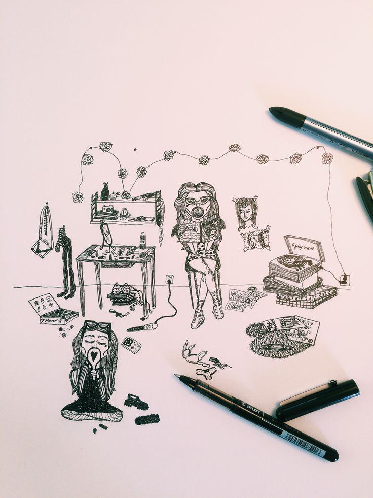 Roommate. - Astrid Rosenberg