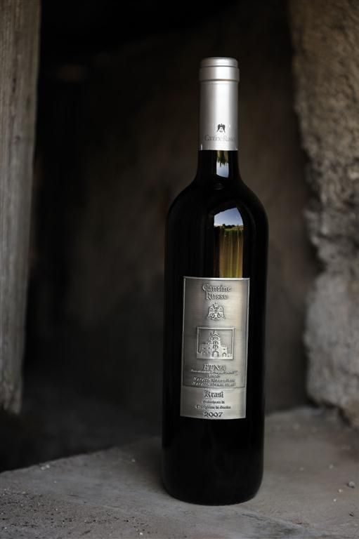 Krasì Etna Red wine - Riserva 2007