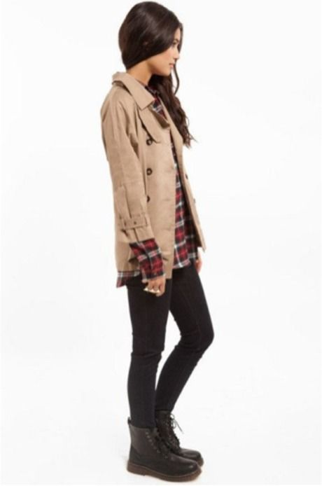 Available @ TrendTrunk.com OVI for Tobi Outerwear. By OVI for Tobi. Only $28.00!