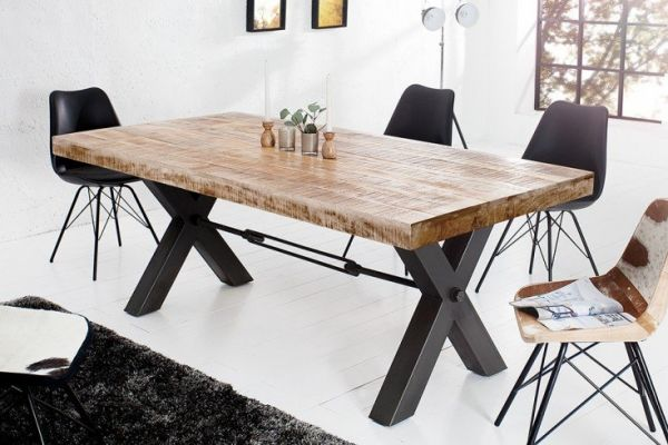 Stol Drewniany Multi 200 Noga X Pieds De Table Table Metal Pied De Table Metal
