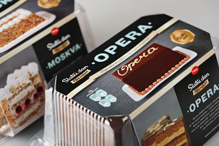 Packaging design for cakes...