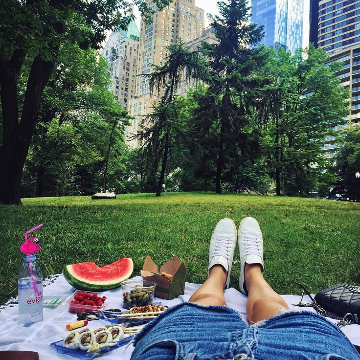 "Jessica Stein on Instagram: ""Central Park picnics with @patriciachangny """