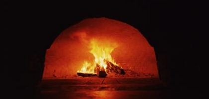 How to Build a Wood Fired Pizza Oven Outside | eHow