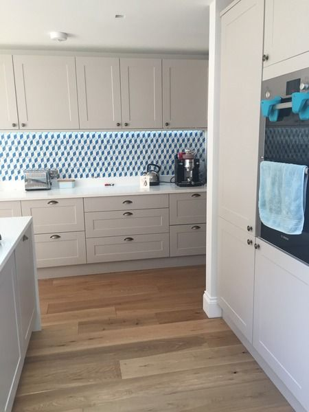 Howdens Burford Kitchen – Grey or Stone? | Mumsnet Discussion