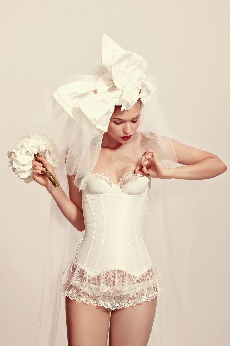 Best Bridal Lingerie - Latest Wedding Underwear #lingerie #bridal #corset