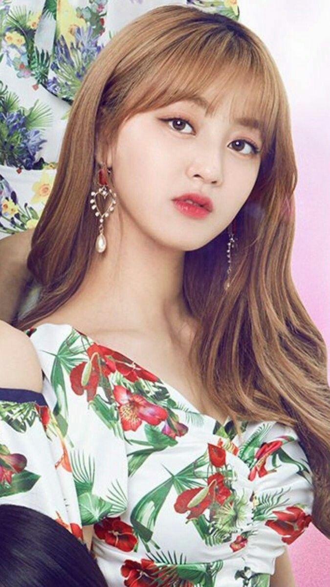 Jihyo Kpop Twice Parkjihyo Jyp Korea Southkorea Koreanmusic Korean Bangs Twice Jihyo Beauty