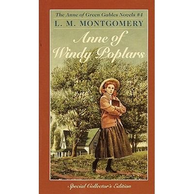 Anne of Windy Poplars by L.M. Montgomery // published in 1936