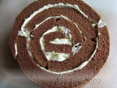 Chocolate Rollcake