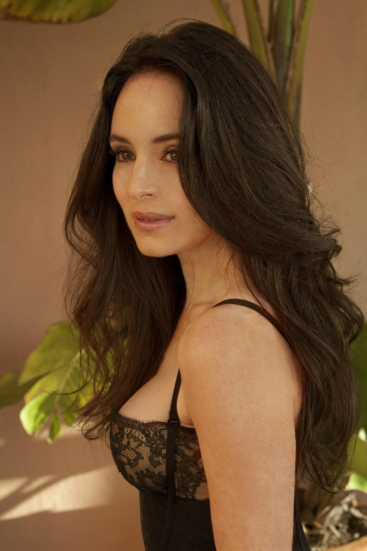 "MADELEINE STOWE  #40  -  UNDERRATED YET AN INCREDIBLY SEXY PRESENCE ON THE BIG SCREEN. SOME OF HER MEMORABLE PERFORMANCES INCLUDE: ""UNLAWFUL ENTRY,"" ""CHINA MOON,"" "" THE GENERAL'S DAUGHTER,"" AND ""BLINK."""