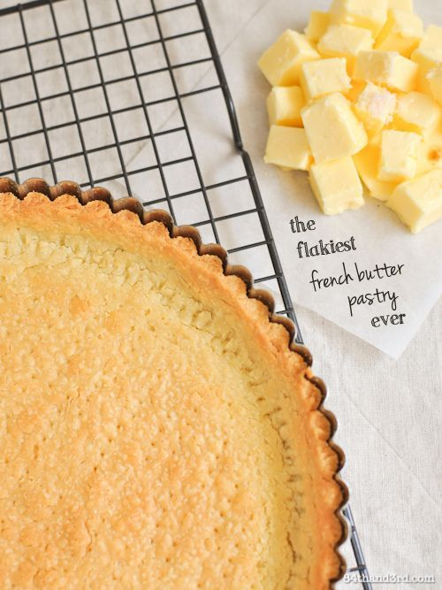 French Butter Pastry Crust