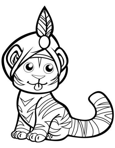 tiger ausmalbilder   niedliche tiger, ausmalbilder, coole