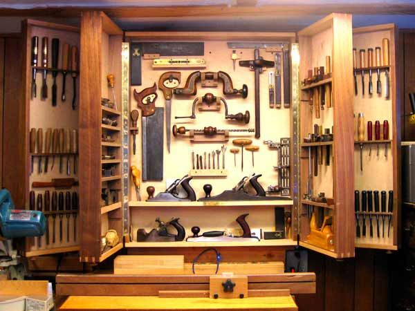 Double Tool Cabinet - Reader's Gallery - Fine Woodworking