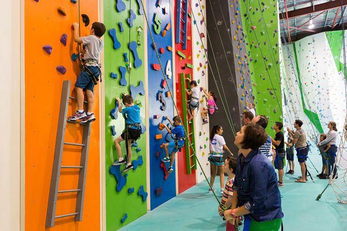 Crank Indoor Climbing Macgregor | Must do Brisbane