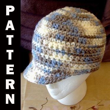 42 best Crochet hats images on Pinterest | Crocheted hats, Crochet ...